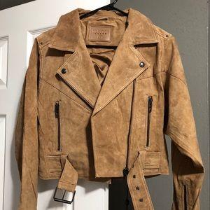 NWT BlankNYC Suede Jacket